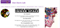 Dan Davis Lab homepage